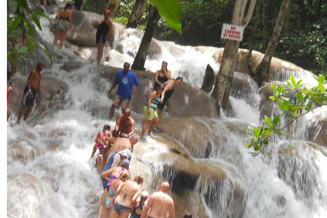 Green Grotto Caves and Dunn's River Falls