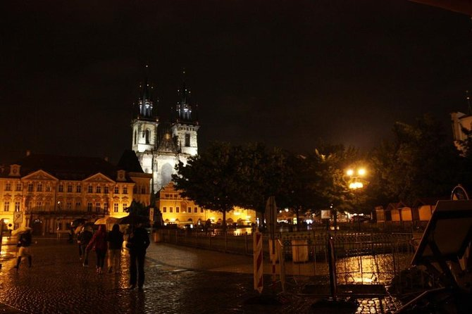 Prague by Night Walking Tour and Vltava River Cruise photo 4
