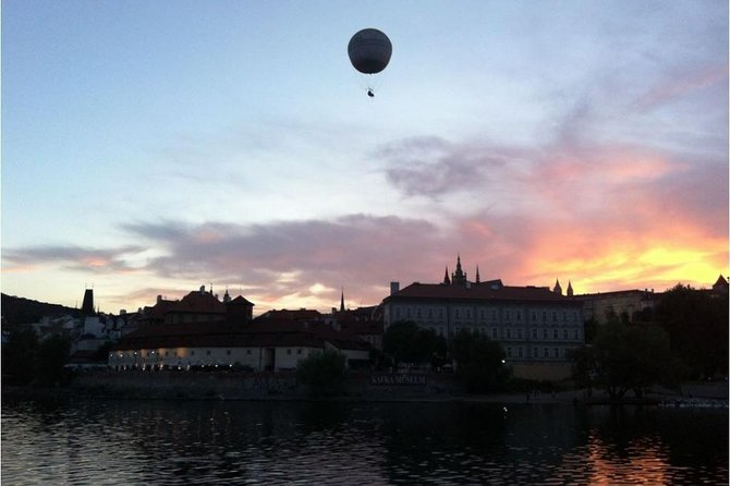 Prague by Night Walking Tour and Vltava River Cruise photo 8