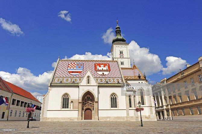 Private transfer from Split to Zagreb