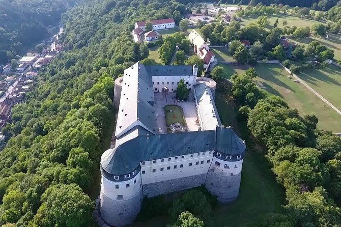 Red Stone Castle (Day Tour to Small Carpathian wine region from Bratislava)