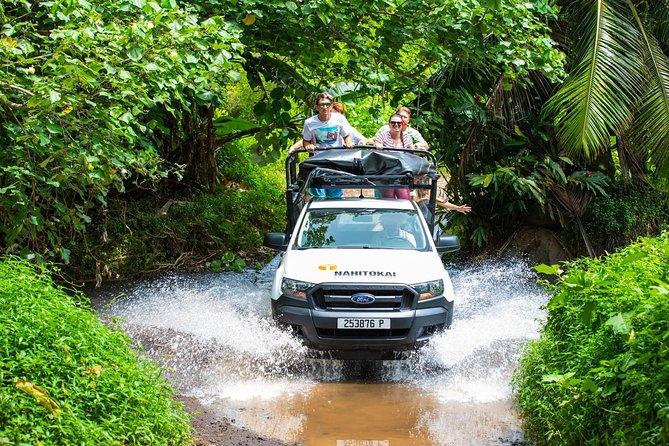 4x4 Safari Tour