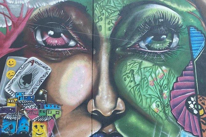 Graffiti tour!