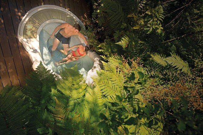 Franz Josef Glacier Hot Pools: Private Pool Entry