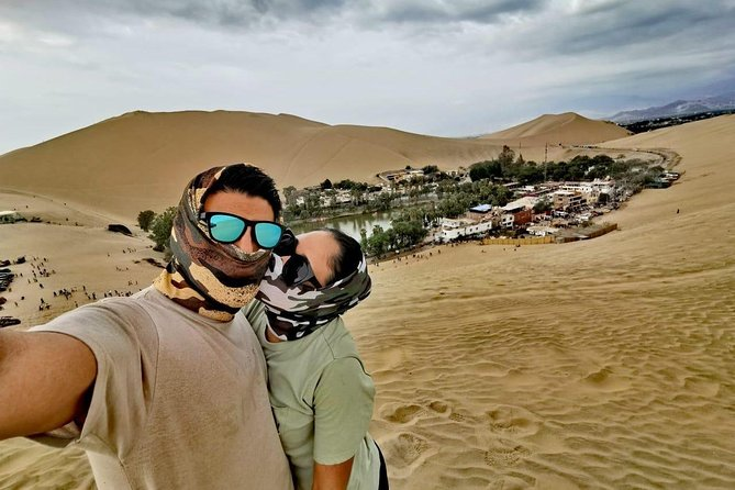 Paracas - Ica - Huacachina from Lima, with the Ballestas and sandboarding islands