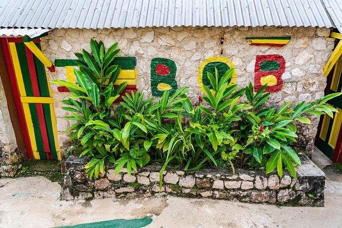 Bob Marley Mausoleum (9 Miles)