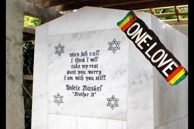 Bob Marley Mausoleum + Childhood Home and Dunns River Falls