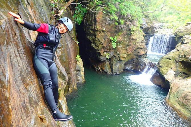[Okinawa Iriomote] Splash Canyoning!
