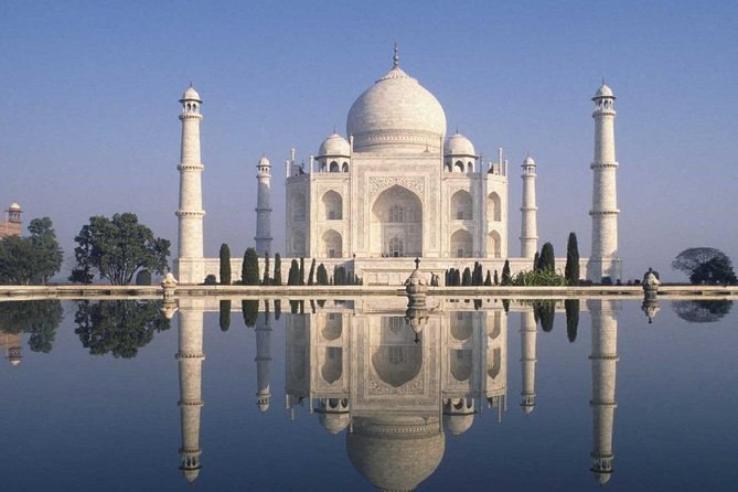 Agra Same Day tajmahal Tour by car