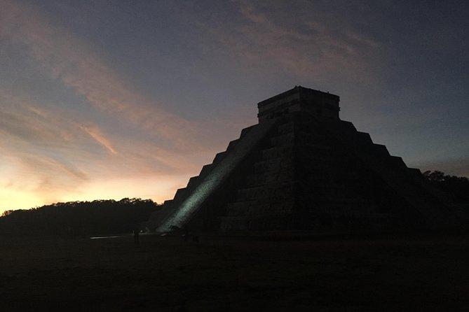 Chichen Itza sunrise from Merida (Private)