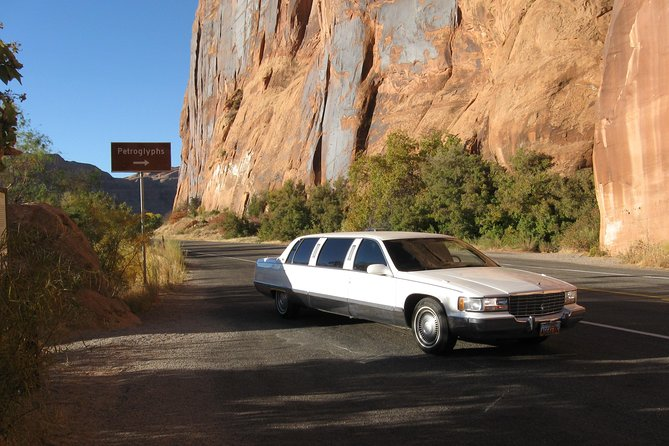 5-Day Utah Mighty 5 National Parks Limousine Tour from Salt Lake City