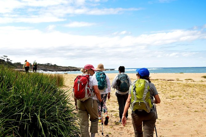 3 Day Murramarang Coast Journey from Canberra - Guided Hike with Villa Accom