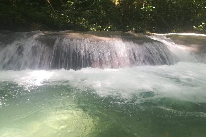 Mayfield Falls from Montego Bay