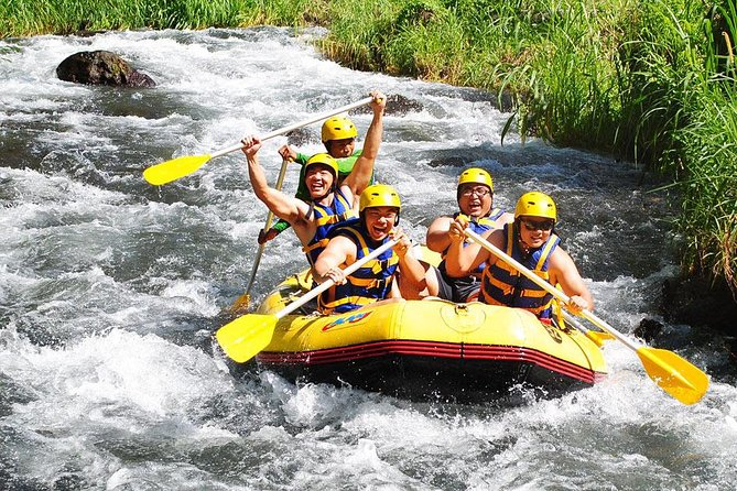 Telaga Waja Rafting and Bali Best Waterfalls Tour