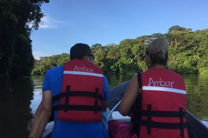 Canoe Tour in Tortuguero National Park