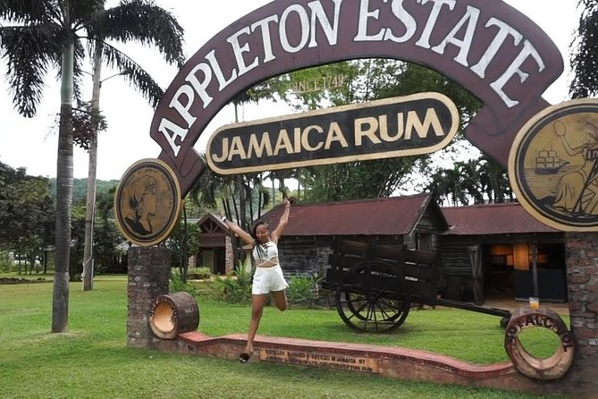 YS Falls & Appleton Rum Estate Combo
