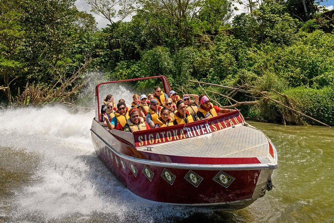 Jet Boat Safari on the Sigatoka River