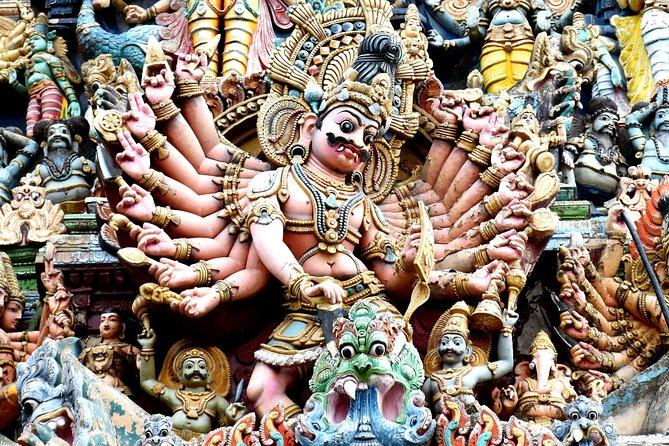 Temples and Tastes of Tamil Nadu
