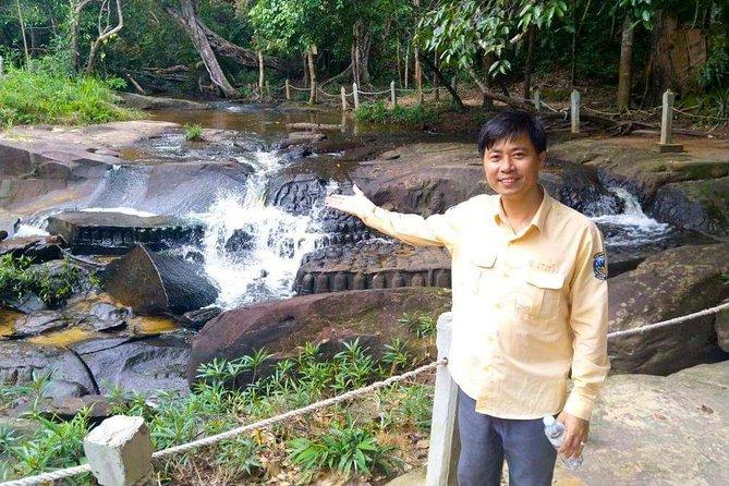 Visit remote temples Beng Melea Kbal Spean Srei Banteay