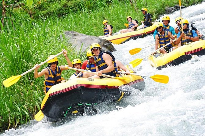 Telaga Waja Rafting and Hidden Canyon Beji Guwang Trekking