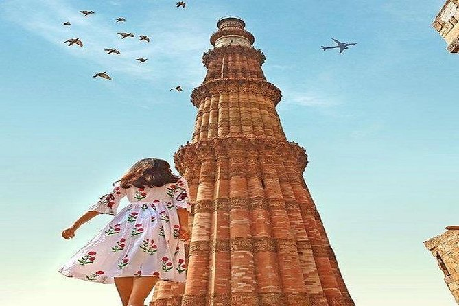 Golden Triangle Tour With Private Driver & Guide Visit Delhi Agra Jaipur