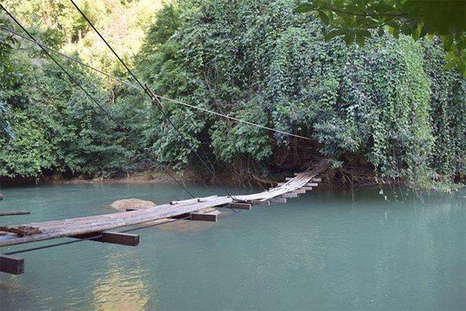 Naung Htio, Nam Ngo Waterfall Trekking