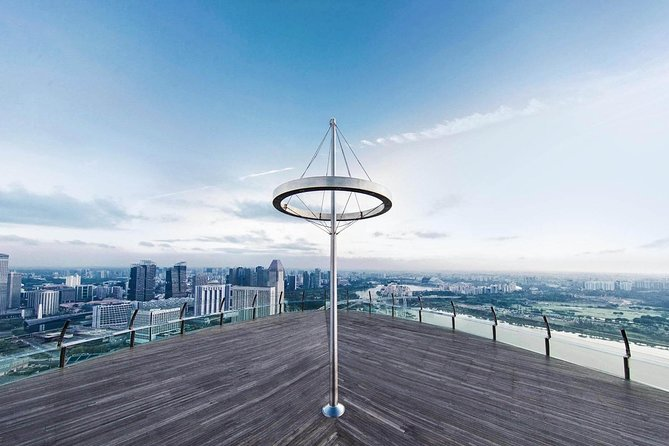 Skip the Line: Marina Bay Sands Skypark Observation Deck Ticket
