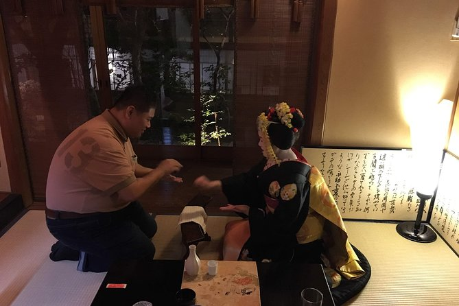 ‹dinner time›Private time with maiko at a high-class Japanese-restaurant photo 9