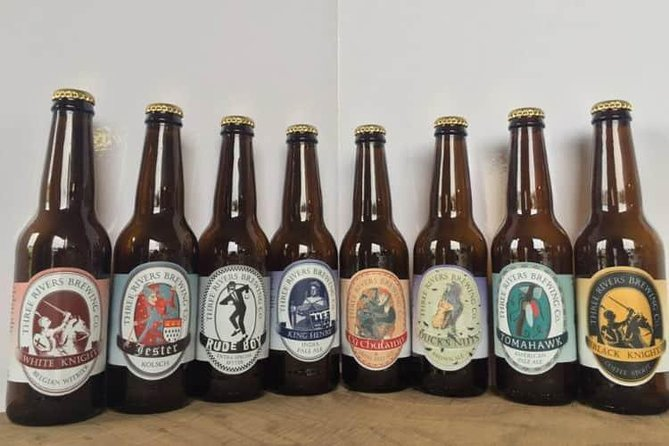 Breweries and scenic drive full day tour