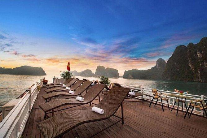 Ha Long Bay 2 Day 1 Night Tour - LAVENDER CRUISE