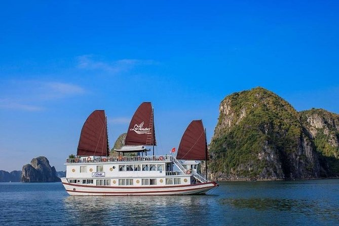 Ha Long Bay 3 Days 2 Nights Tour - LAVENDER CRUISE