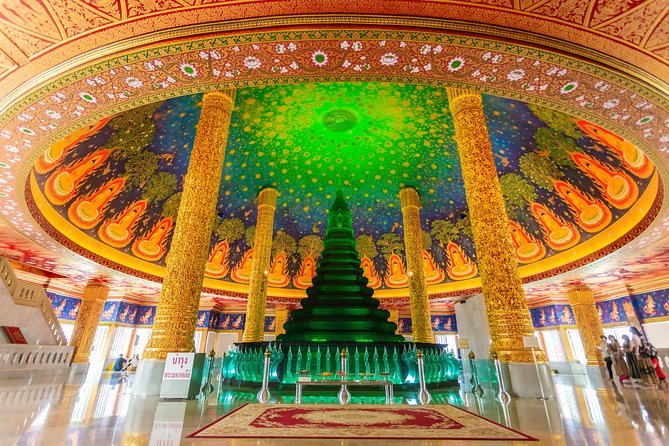 Private Temple Hopping in Bangkok - Must See Temples