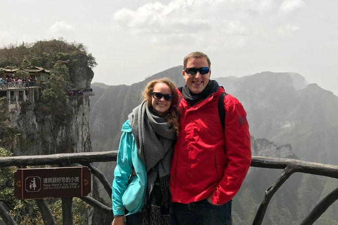 Discover Tianmen Mountain, Sky Walk, Glass Bridge in Zhangjiajie
