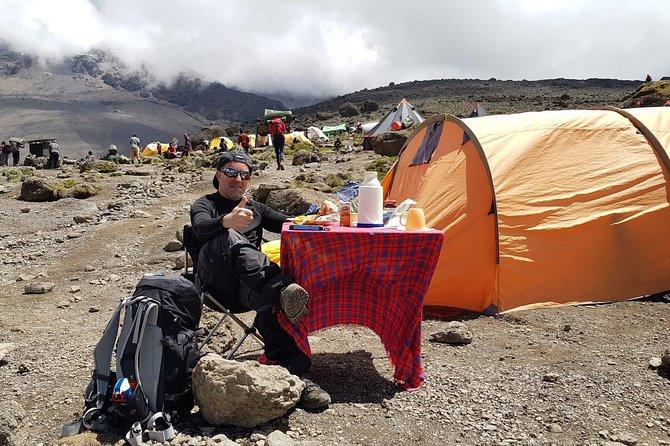 Kilimanjaro climb rongai route 7 days