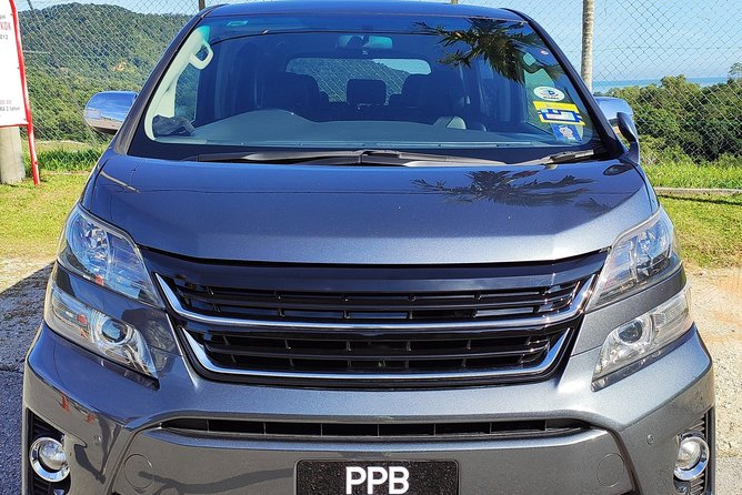 Penang Full Day Tour with Vellfire (8 hours)