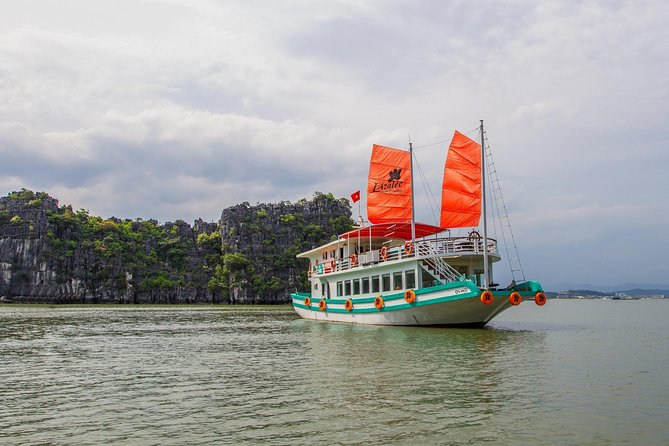 Halong Bay Amazing Day Tour With Seaplane And Cruise from Hanoi
