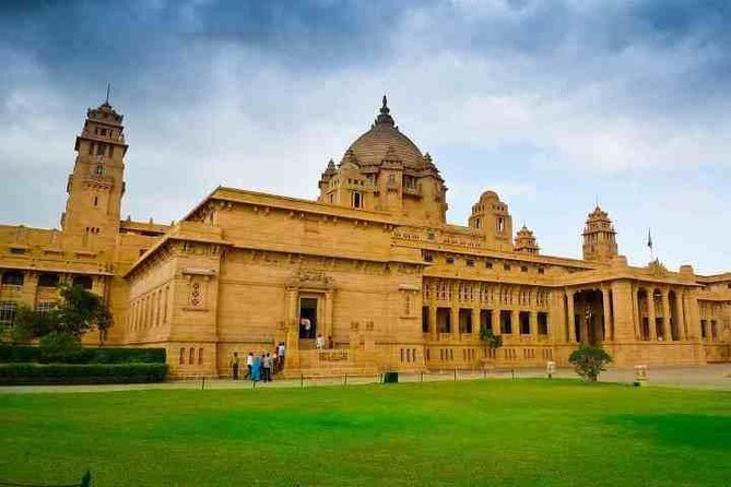 Jodhpur City Sightseeing Tour With Blue City Heritage Walking Tour