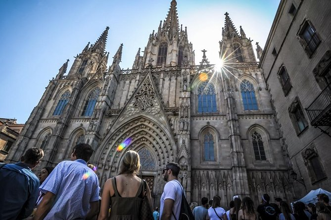 Skip the Line: Best of Barcelona Private Tour including Sagrada Familia photo 3