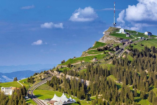 Mount Rigi Summer Day Trip from Lucerne