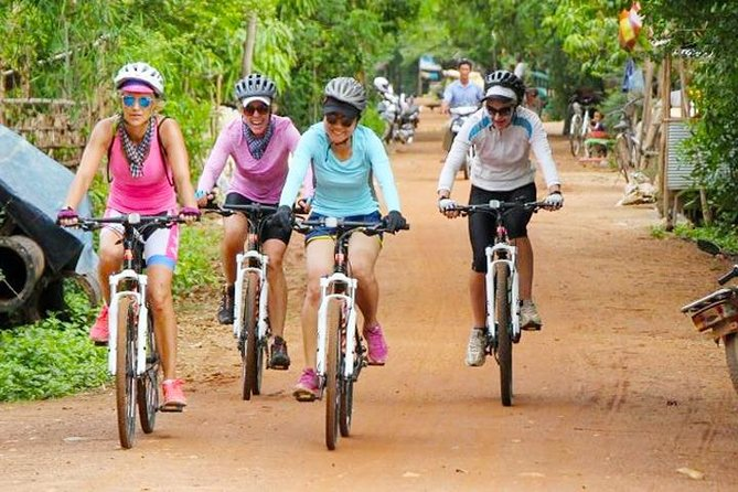 Bike the Siem Reap Countryside - Private Tour
