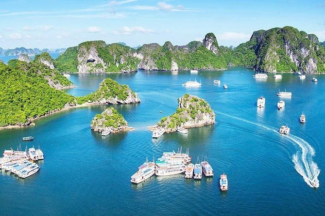 Luxury Halong Bay Full Day - Limousine Bus on Highway Transfer