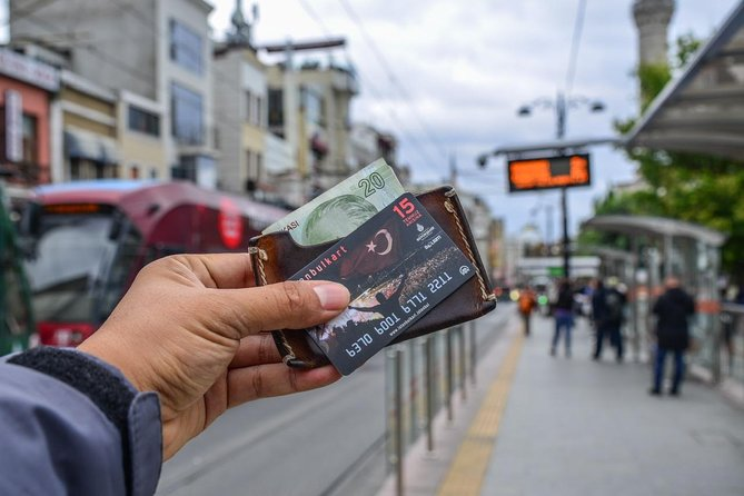 İstanbul Travel Card