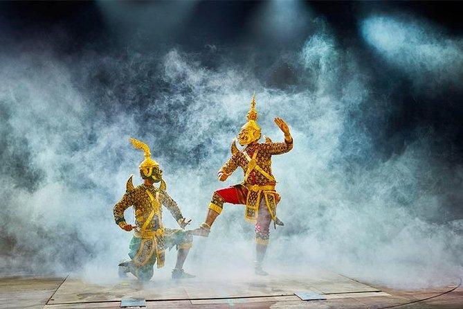 Angkor Dynasty Show
