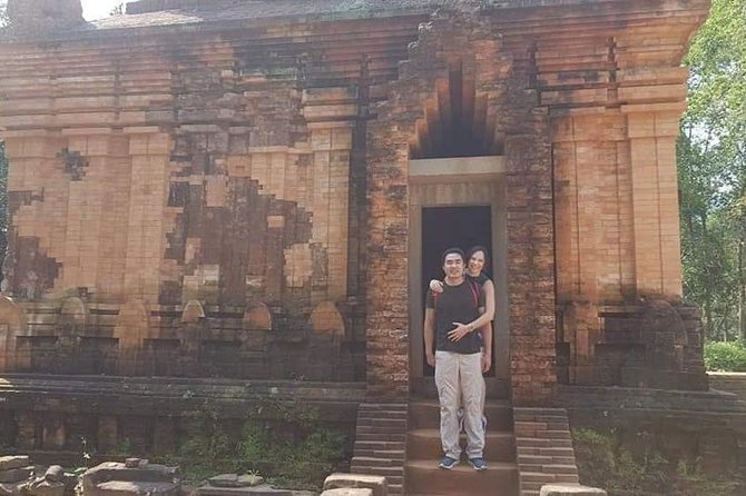 My Son Holyland Tour, Come Back by Boat, Hoi An Walking Tour with Night Market