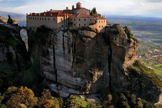 The Greek Meteoras & The Vikos Gorge Walking Tour
