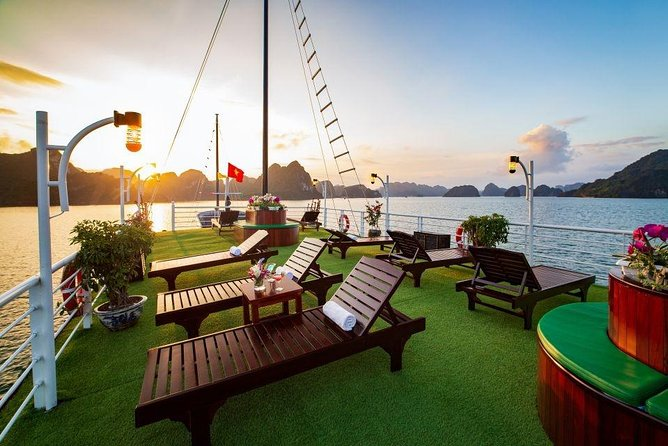 Ha Long Bay 2 Days 1 Night Tour - Lavender Elegance Cruise
