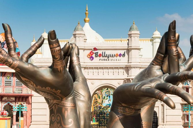 Bollywood Parks™ Dubai (1 Day Ticket ) With Private Transfer