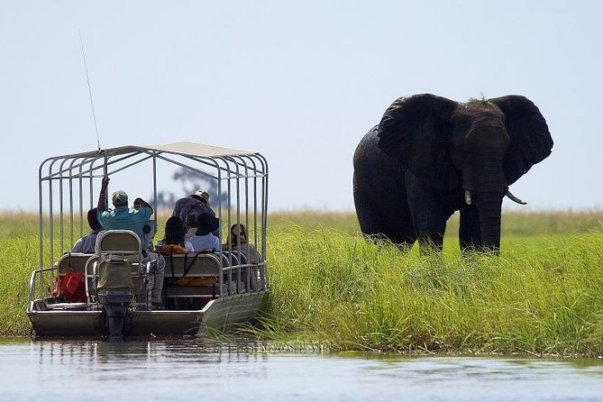 12 Days Botswana With Victoria Falls