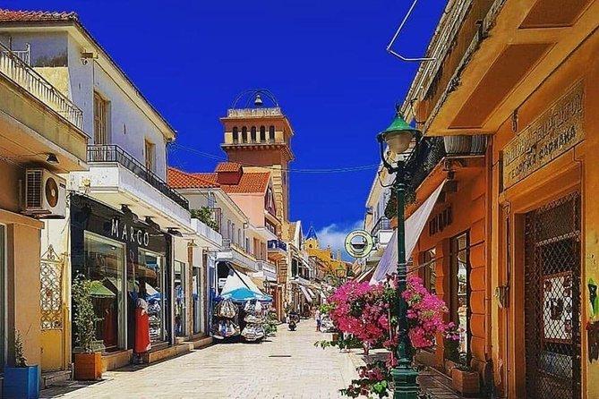 Street Stories Of Argostoli Tour With Local Tastes & Ouzo Meze Samples