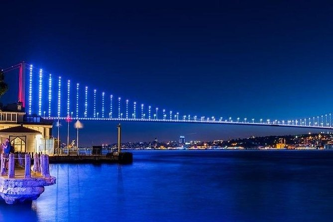 Evening Cruise & Show in Istanbul